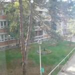 Bolnica dvorište